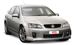 Group E - Holden Commodore or similar