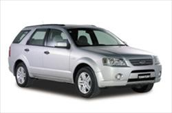 Group F - Toyota Highlander or similar