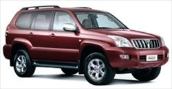 Group W - Toyota Prado or similar