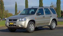 (Group J) Ford V6 Escape or Similar