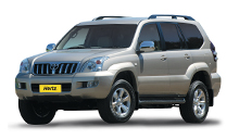 (Group M) Toyota Prado VX