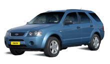 (Group H) Ford Territory AWD