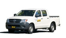 (Group U4) Toyota Double Cab HiLux