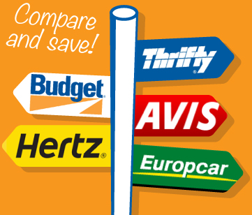cheap car hire   avis budget hertz europcar thrifty   car rental
